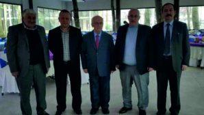 Bulancak Esnaf Kefalet  Kredi Kooperatifi  seçimini Murat Cürgül kazandı