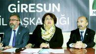 """İYİ Parti Giresun İl Başkanı Ünzile Yüksel:""""SEÇİMEZ HAZIRIZ"""""""