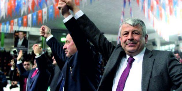 AK Parti adaylarını açıklandı