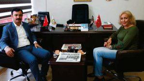 """""""DOĞA HARİKASI  PİRAZİZ'E GÜZEL HİZMETLER YAPACAĞIZ"""""""