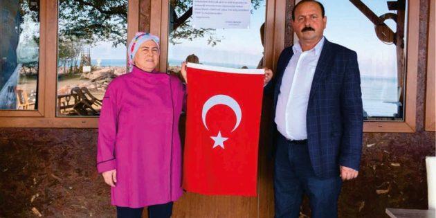 MEHMETÇİK'E PİRAZİZ'DEN YARDIM ELİ UZANDI