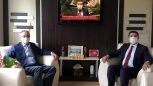 Başkan Görgülüoğlu'ndan hayırlı olsun ziyareti